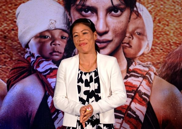 Mary Kom: Film got my life almost right