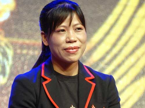 Mary Kom makes us merry each time