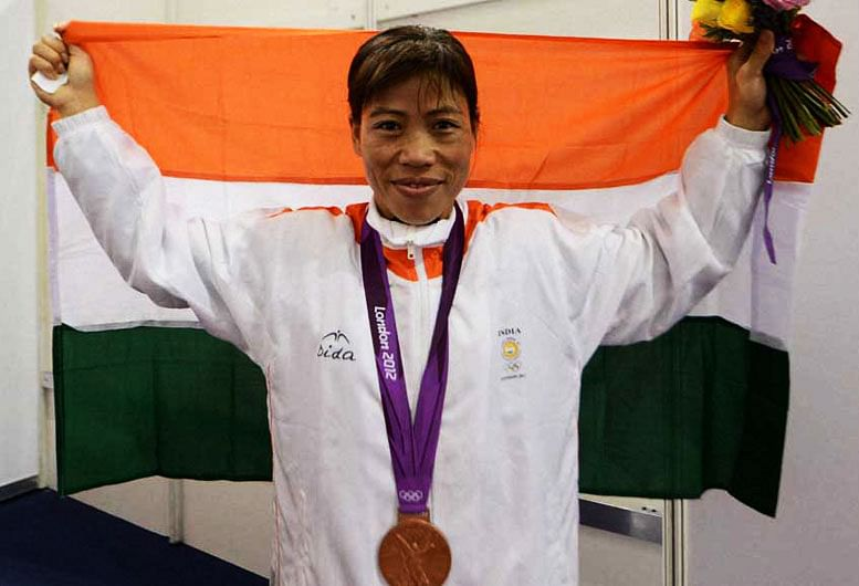 5 memorable moments of Mary Kom