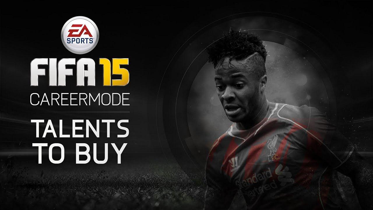 fifa 15 cheap players career mode