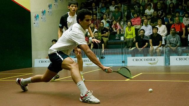 Egyptian finalists to fight for world university squash title