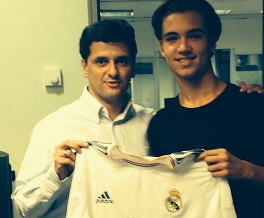 Ajax starlet Mink Peeters joins Real Madrid
