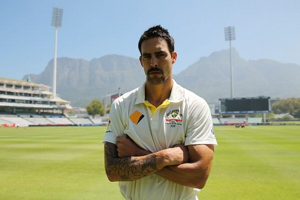 Mitchell Johnson: From a van delivery driver to the world's most fearsome fast bowler