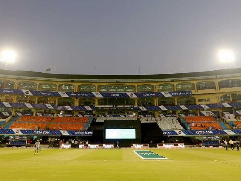 Poor spectator turnout for Kings XI Punjab's opening CLT20 game in Mohali