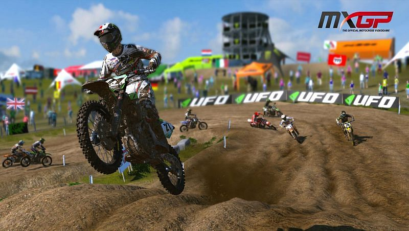 mxgp the official motocross videogame to be released for ps4. Black Bedroom Furniture Sets. Home Design Ideas