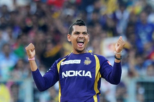 CLT20 2014: Twitter reacts to Sunil Narine and Kuldeep Yadav bamboozling Lahore Lions