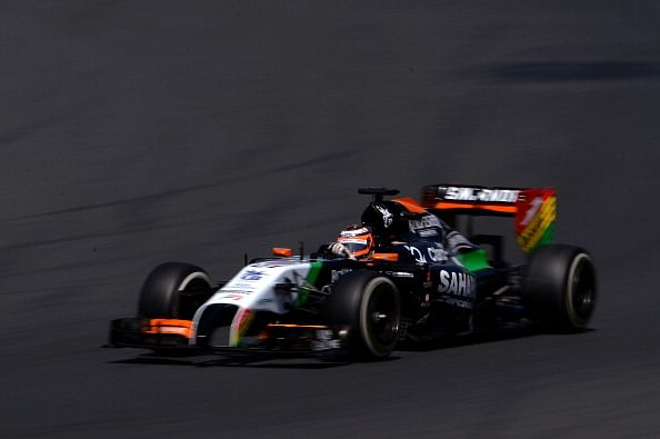 Hulkenberg expects Force India to be competitive