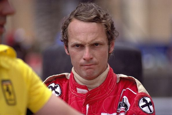 Niki Lauda - to hell and back