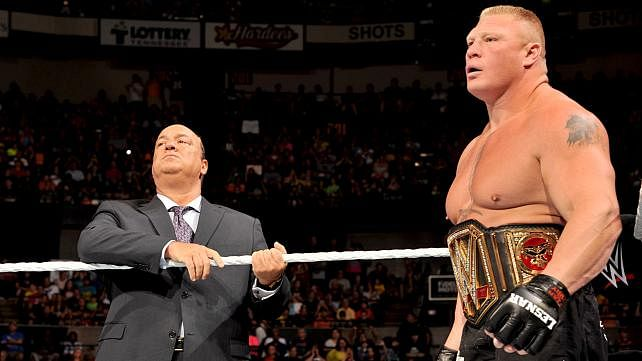 Another Update on Brock Lesnar's Hell in a Cell PPV Status
