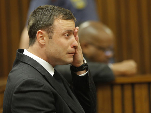 Oscar Pistorius not guilty of murdering girlfriend