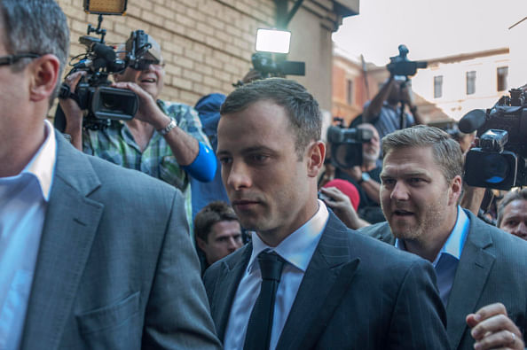 Oscar Pistorius to find out culpable homicide verdict today