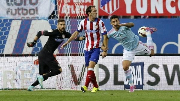 Best goal of the week? Pablo Hernandez's goal against Atletico Madrid is just crazy