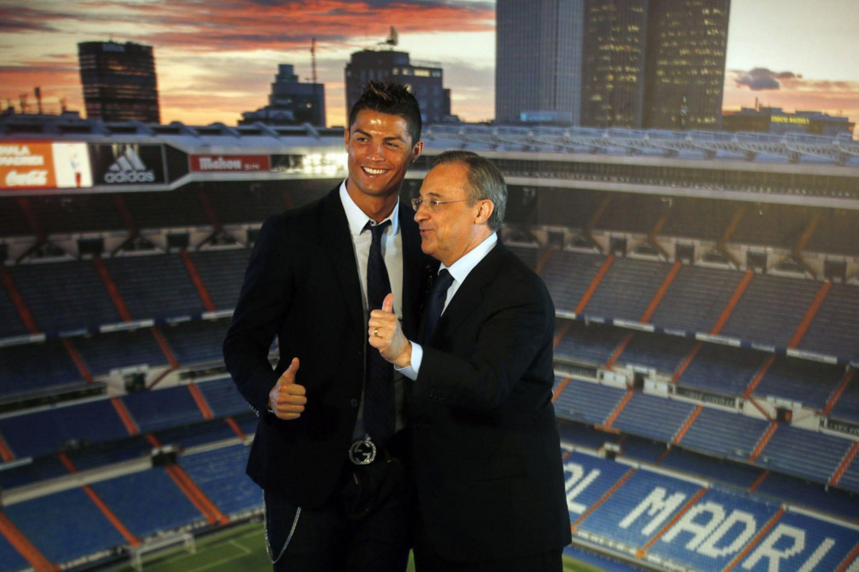 Real Madrid debt rises to 602 million euros