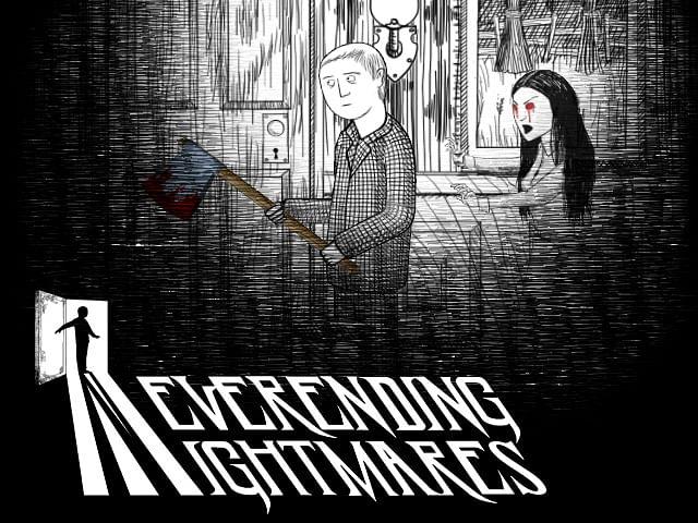 Neverending Nightmares announce release date