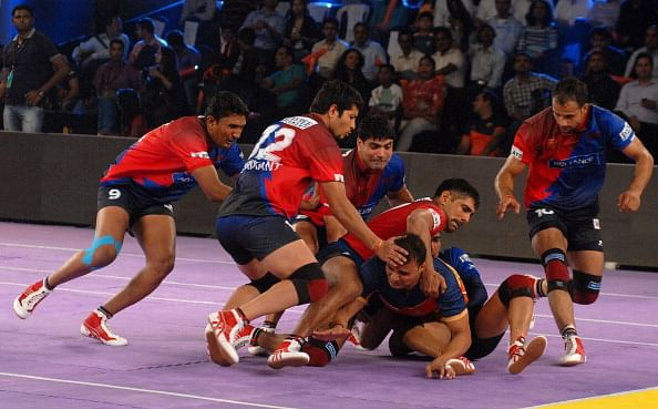 Can kabaddi rival the popularity of cricket?