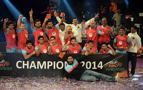 Kabaddi became an instant hit on Twitter