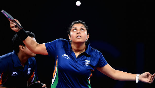 Asian Games 2014: Indian women's doubles table tennis teams advance