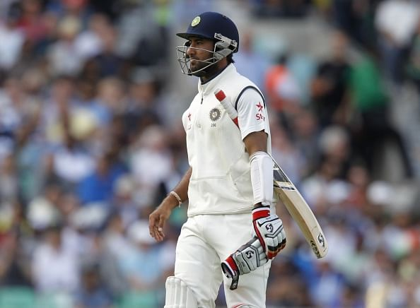Cheteshwar Pujara fails to sparkle in first innings on Derbyshire debut