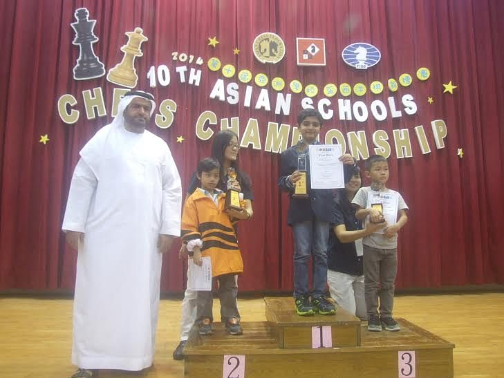 Seven-year old Raahil Mullick wins medals at back-to-back Chess championships