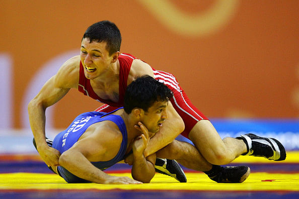 Asian Games: Indian greco roman wrestlers disappoint