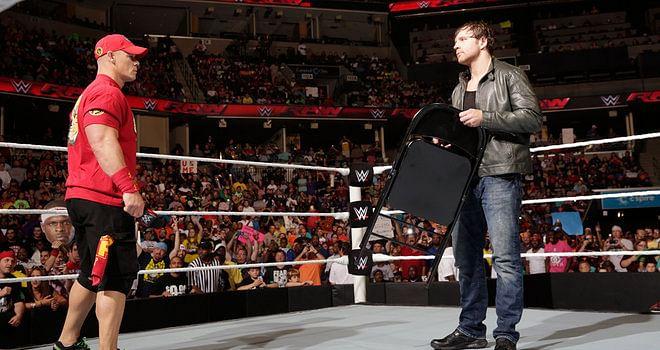 WWE Raw 29th September 2014 - 5 promising developments