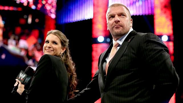 WWE: Pics of Triple H and Stephanie attending an event, ECW on Monday Night Wars