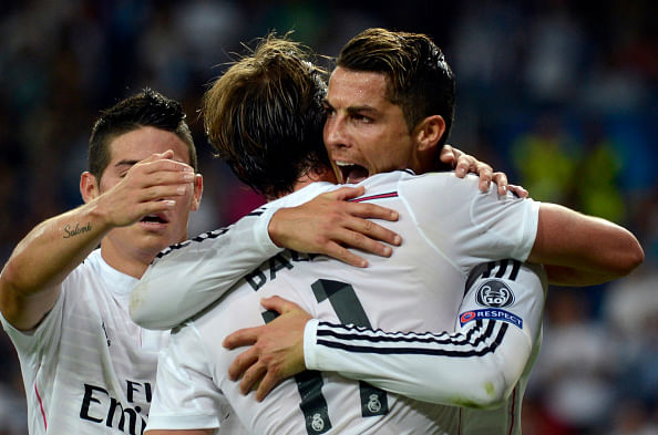 Real Madrid begin Champions League title defence in style