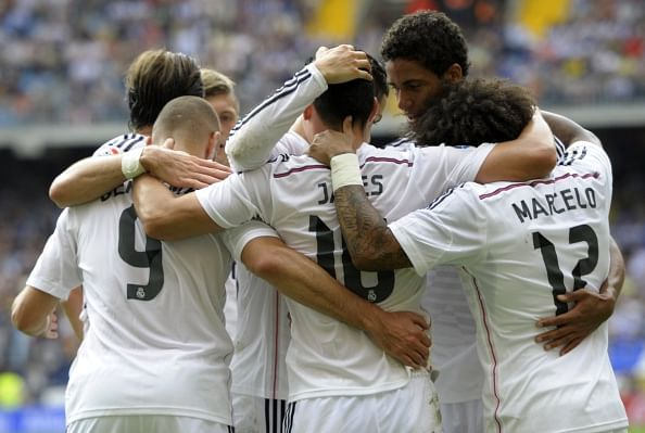 Deportivo La Coruna 2-8 Real Madrid: 5 talking points