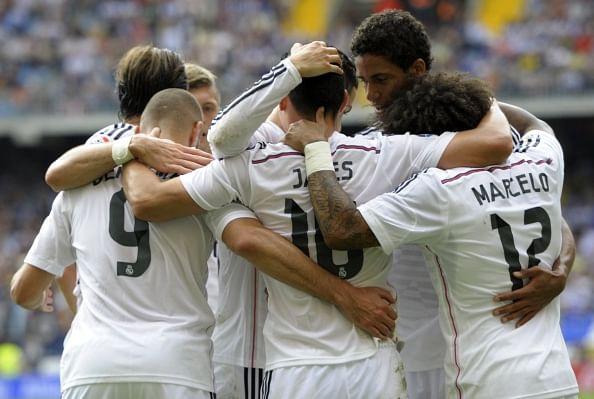 Deportivo La Coruna 2-8 Real Madrid: Goals and highlights