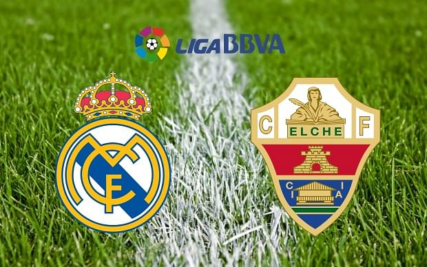 Real Madrid vs Elche: What to expect - Preview and Prediction