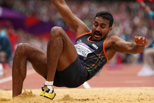 Triple jumpers Renjith Maheshwary, Mayookha Johny cleared for Asian Games