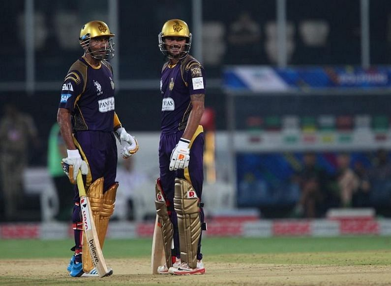 Kolkata Knight Riders warm up for CLT20 semis with an impressive win over Cape Cobras