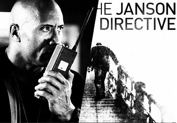 Dwayne 'The Rock' Johnson reveals details on his new movie The Janson Directive