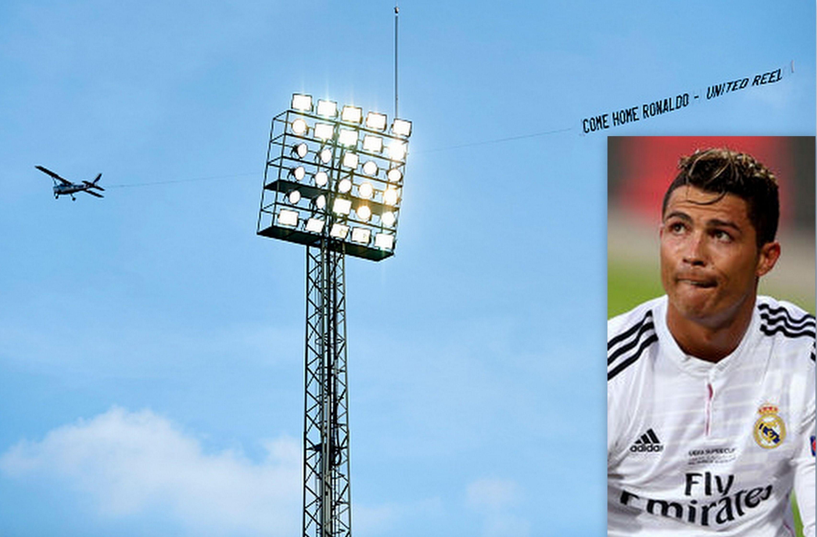 Video: Cristiano Ronaldo's reaction to the