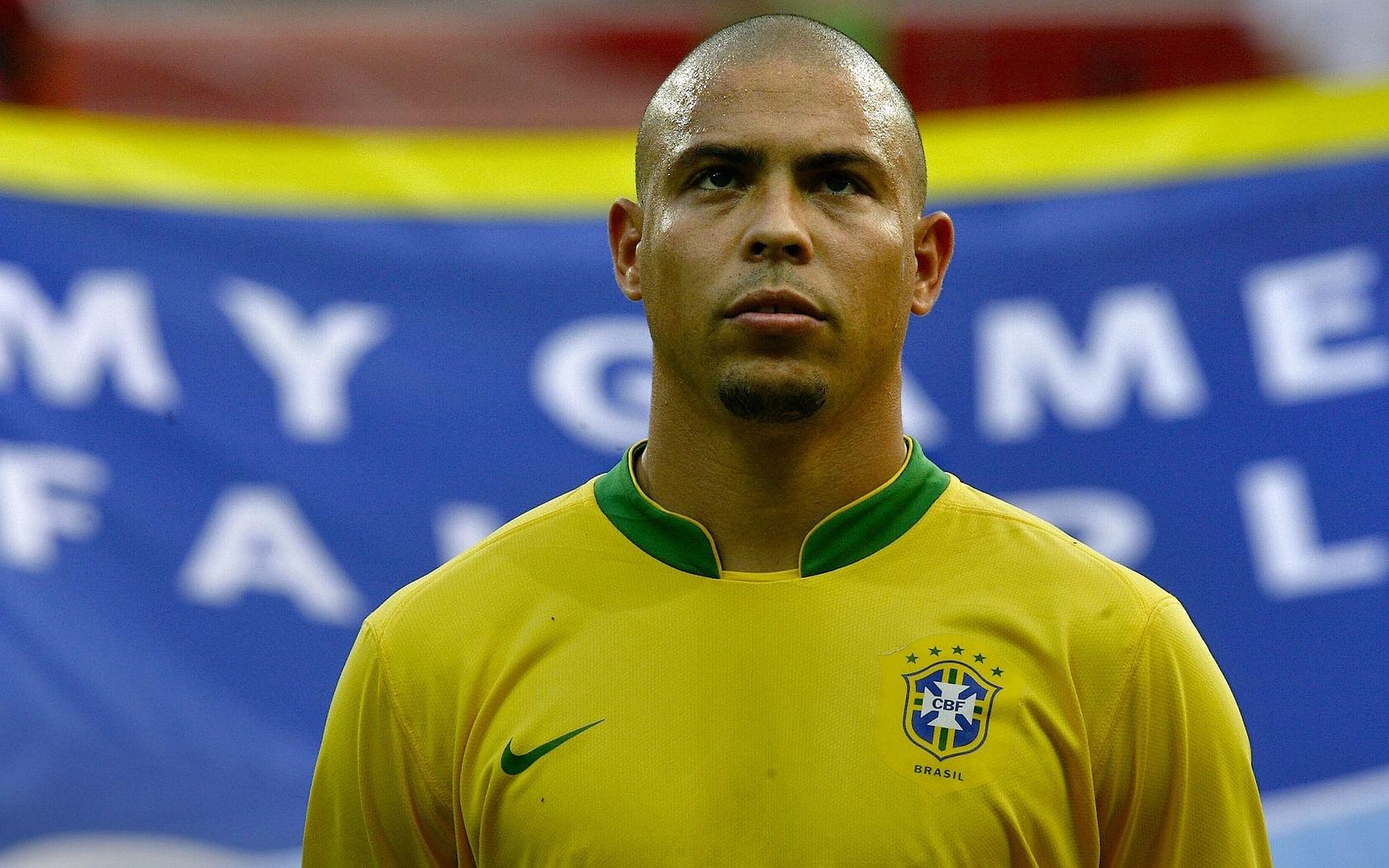 how old is ronaldo brazil