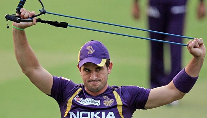 Gautam Gambhir gave me confidence and showed faith in me - Ryan ten Deoschate