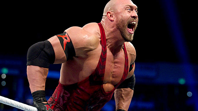 WWE doesn't believe Ryback's injury status