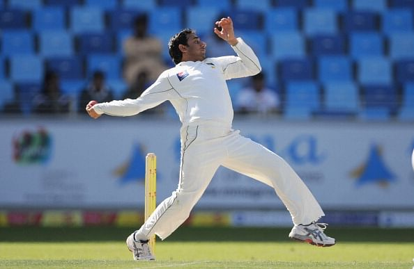Saeed Ajmal banned from bowling after action found to be illegal