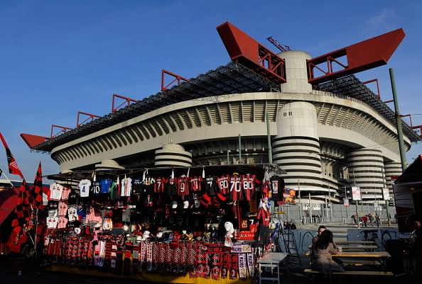 San Siro named host for 2016 UEFA Champions League final