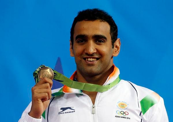 Asian Games 2014: Sandeep Sejwal gives India its first swimming medal in Incheon
