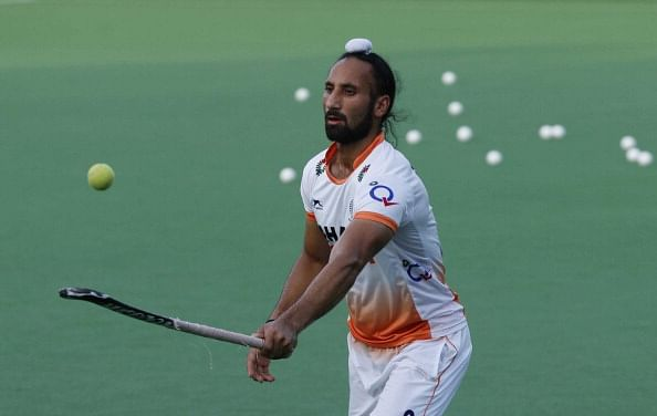 Indian captain Sardar Singh talks about his team's chances at the Asian Games