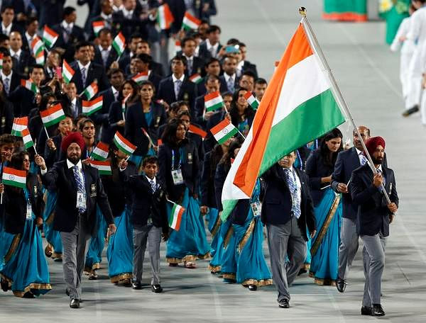 Sardar Singh leads Indian contingent at Asiad opening ceremony