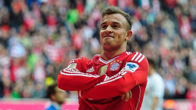 Xherdan Shaqiri claims Bayern Munich refused to sell him to Liverpool