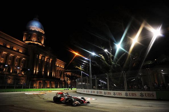 Why is F1 moving from day races to night races?