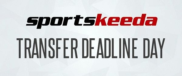 Transfer Deadline Day: LIVE!