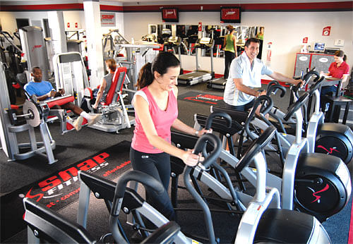 Snap Fitness changing the dynamics of exercise and fitness