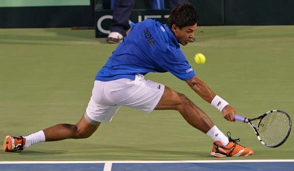 Davis Cup: Somdev Devvarman ties score at 2-2 with sensational victory