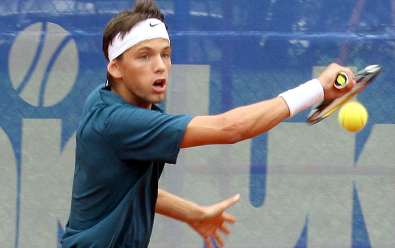 Young Serbs show the way in Davis Cup