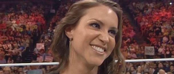 Stephanie McMahon Disses CM Punk on RAW