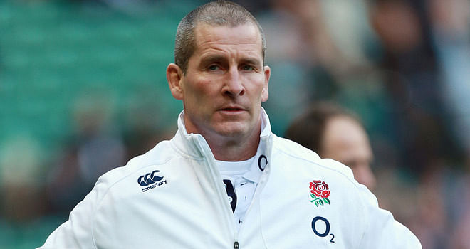 English coach Stuart Lancaster is determined to win Rugby World Cup
